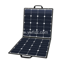 100W Portable Flexible Solar Outdoor Power Panel